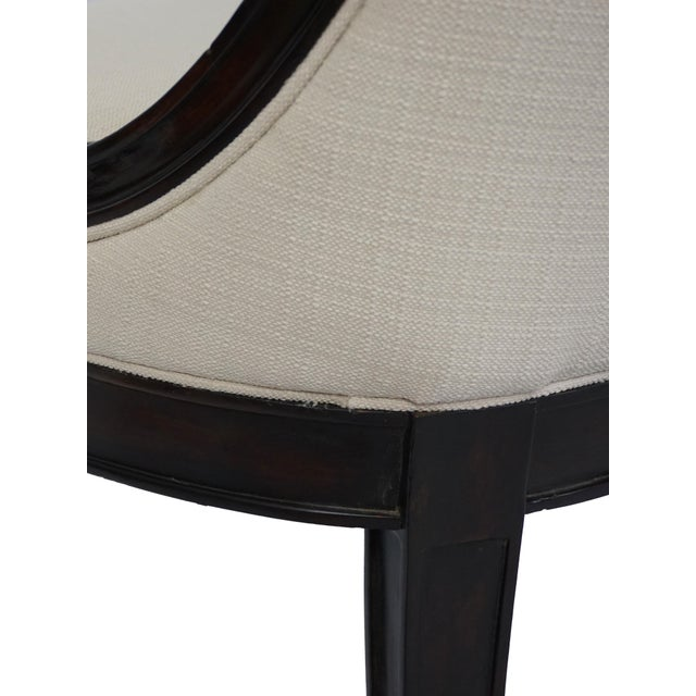 Wood Sarreid Parisian Dining Side Chair For Sale - Image 7 of 9