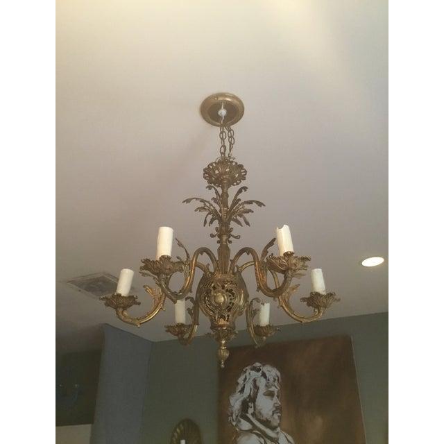 Rococo Revival Chandelier - Image 2 of 6