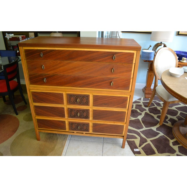 R Way Highboy Dresser - Image 2 of 4