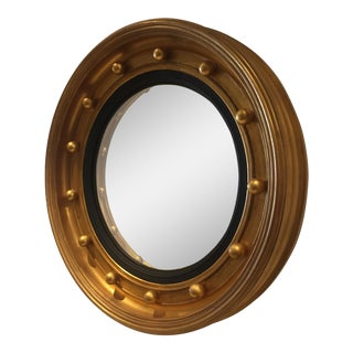 Carvers Guild Grand Federal Style Convex Mirror