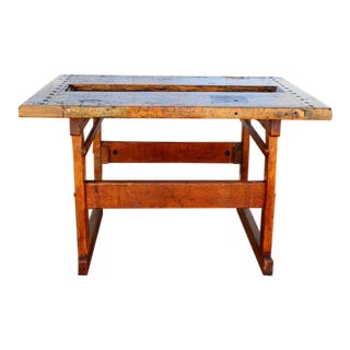 Carpenters Work Bench with Tray