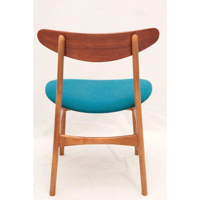 Set of 8 Hans Wegner CH-30 Dining Chairs - Image 8 of 10