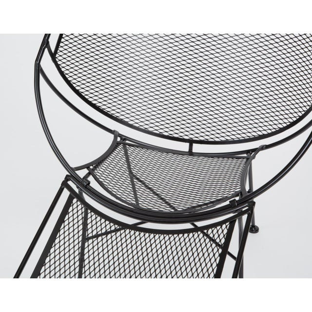 Scoop Lounge Chair With Ottoman by Maurizio Tempestini for Salterini For Sale - Image 11 of 13