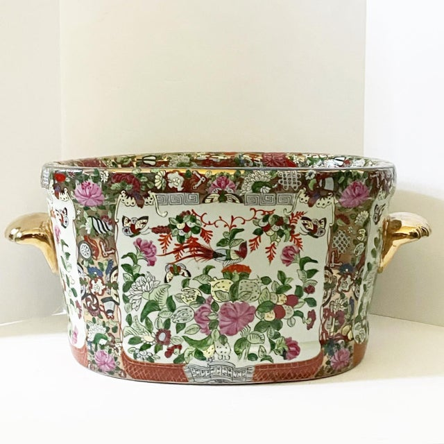Antique Early 20th Century Asian Foot Bath For Sale - Image 11 of 11