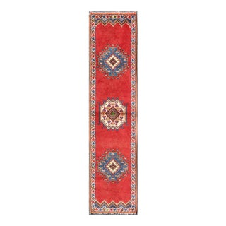 1980s Moroccan Runner Rug - 2′4″ × 9′6″ For Sale