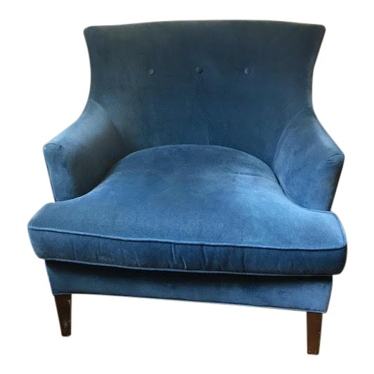 Mitchell Gold + Bob Williams Club Chair - Image 1 of 9