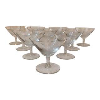 Rosenthal Crystal Cordials - Set of 10