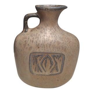 Gunnar Nylund Ceramic Vase, Rorstrand, Sweden For Sale