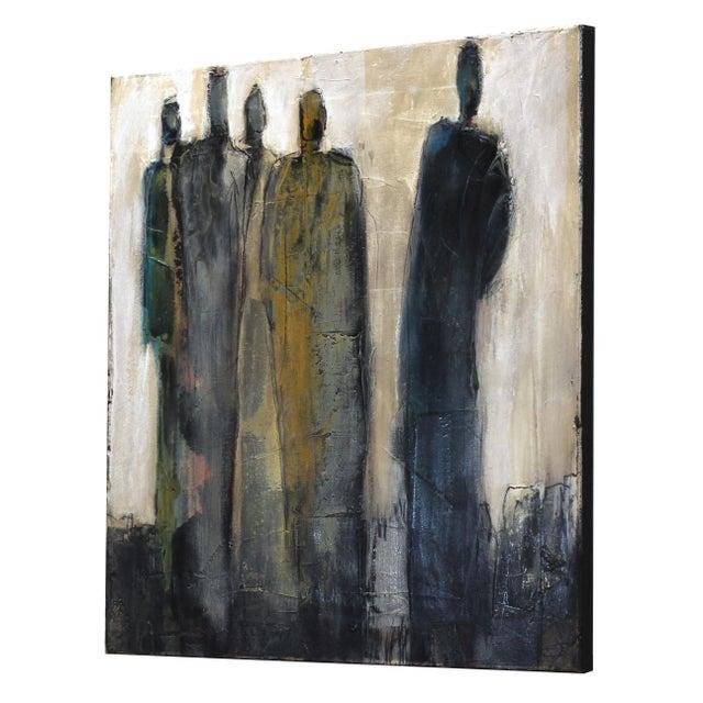 "Abstract Original Artwork, ""9492"" by Edith Konrad For Sale In Los Angeles - Image 6 of 9"