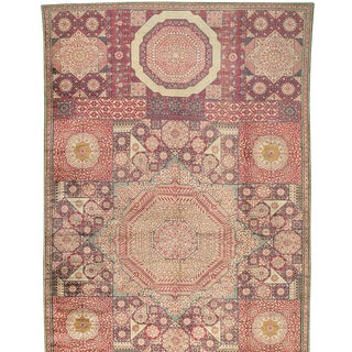 Large Oushak Carpet For Sale