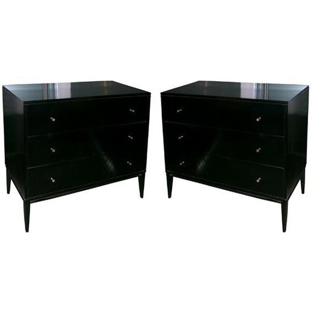1950s Pair Paul McCobb Planner Group Dressers For Sale - Image 5 of 5