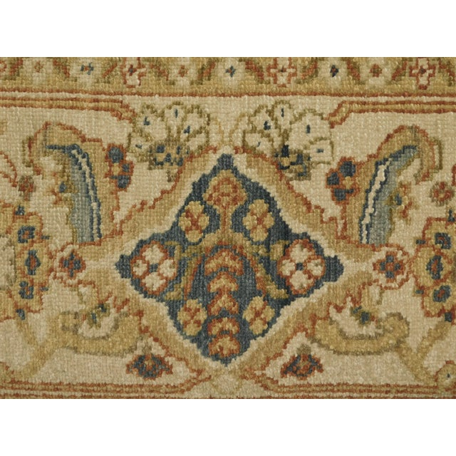 """Chinese Ziegler Hand Knotted Rug - 8'2""""x 10'4"""" For Sale In Los Angeles - Image 6 of 8"""