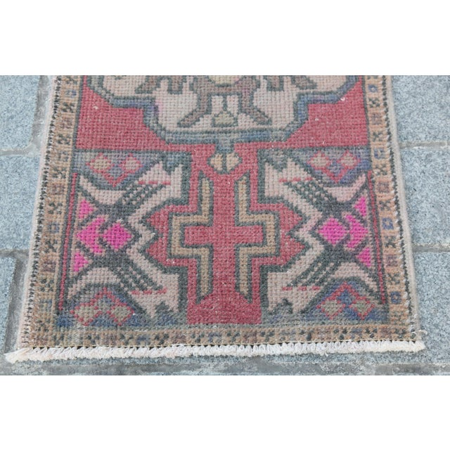 "Tribal Village Carpet - 3' x 1'8"" - Image 4 of 10"