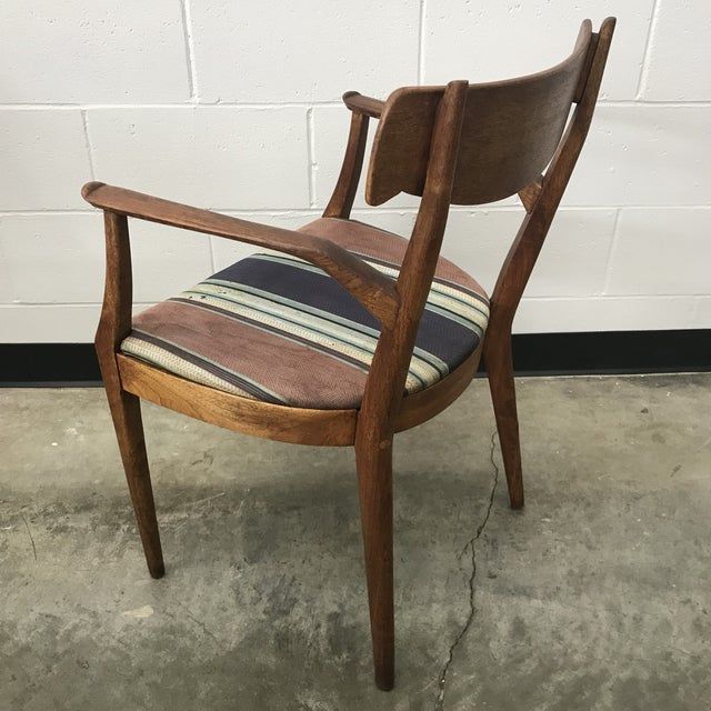Kipp Stewart Armchair for Drexel For Sale - Image 10 of 13