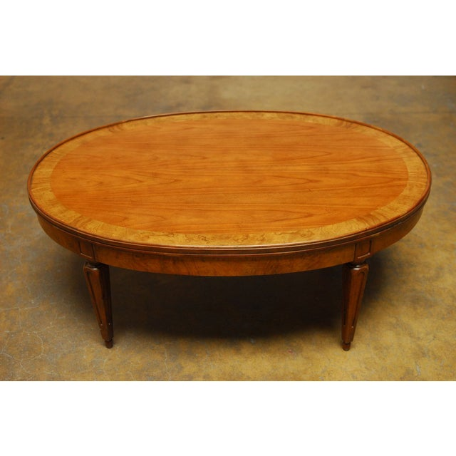 Baker French-Style Coffee Table - Image 3 of 7