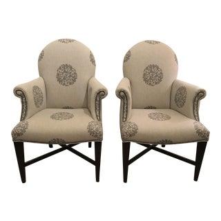 Pearson Co. Lola Chairs - A Pair