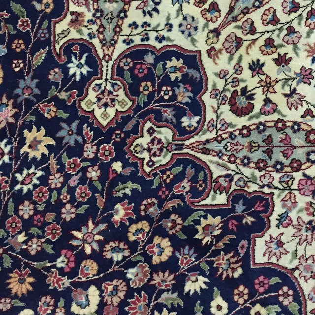 "Traditional Kayseri Carpet - 7'9"" x 10'11"" - Image 5 of 5"