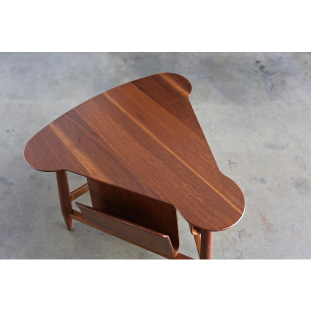 Mid Century Edward Wormley Model 5313 Magazine Table For Sale In Los Angeles - Image 6 of 13