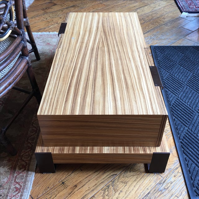 Antoine Proulx Coffee Table, 80 French Series - Image 4 of 9
