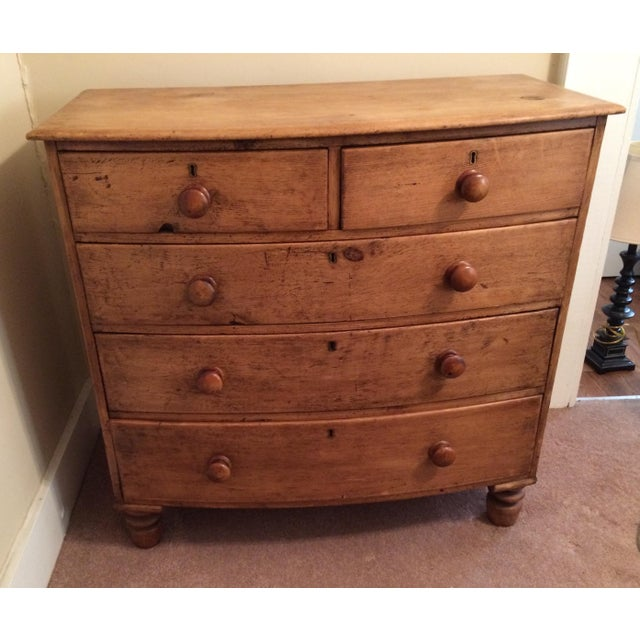 Brown 19th Century English Pine Dresser For Sale - Image 8 of 8