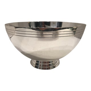 Silver Plated Bowl By Ralph Lauren