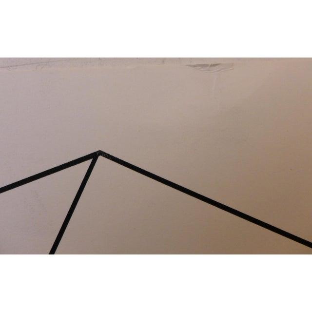 Josef Albers Silkscreen, 1972 For Sale In New York - Image 6 of 9