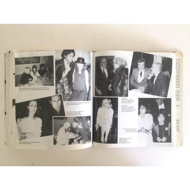 "Vintage 1989 ""The Andy Warhol Diaries"" Rare 1st Edtn Collector Memoirs Book - Image 6 of 11"