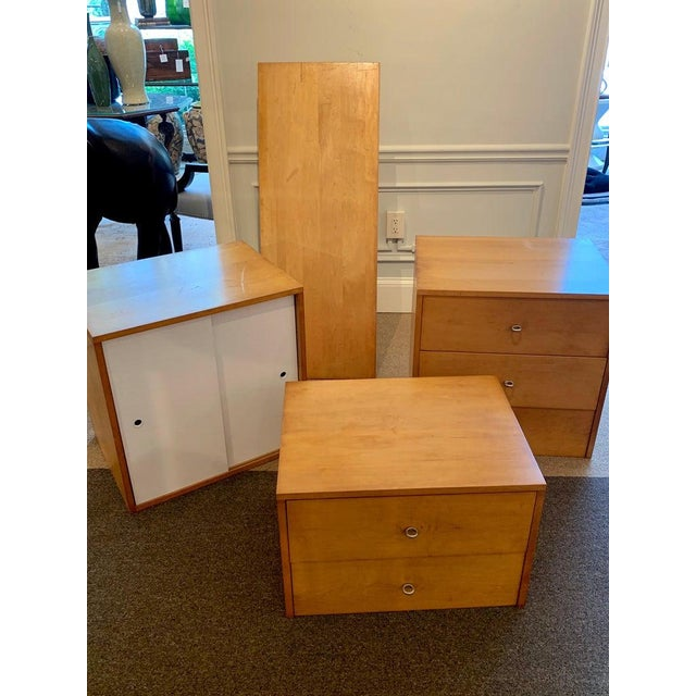 Paul McCobb Modular Cabinet or Dresser for the Planner Group For Sale - Image 10 of 13