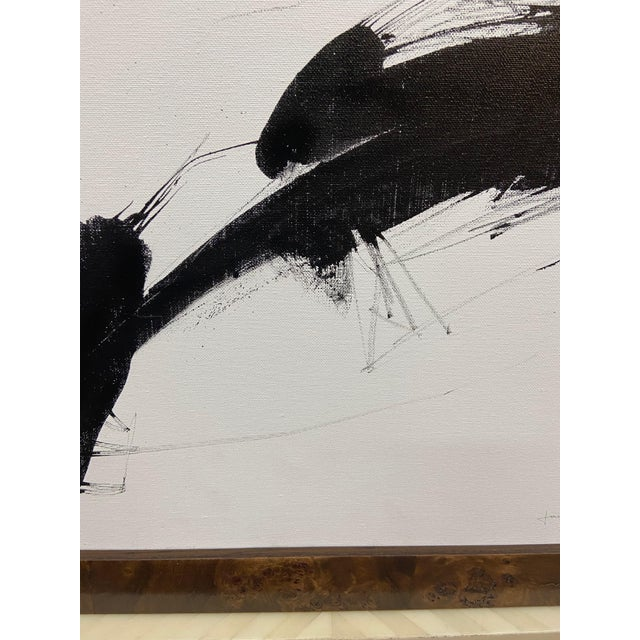 Gianfranco Cioffi Sumi Ink Painting For Sale - Image 9 of 12