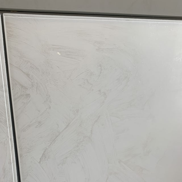 Marble Large Contemporary Credenza For Sale - Image 7 of 9