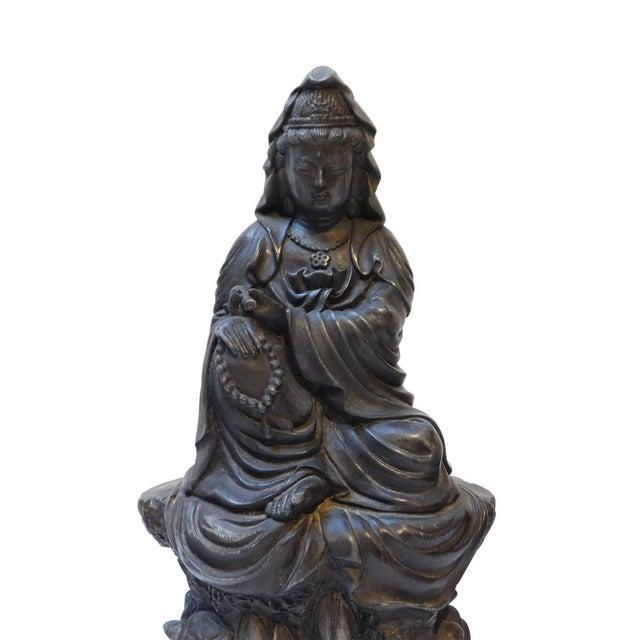 Kwan Yin, Bodhisattva, Guanyin Statue - Image 4 of 5