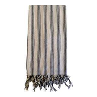 Turkish Hand Made Towel With Natural/Organic Cotton and Fast Drying,39x73 Inches For Sale