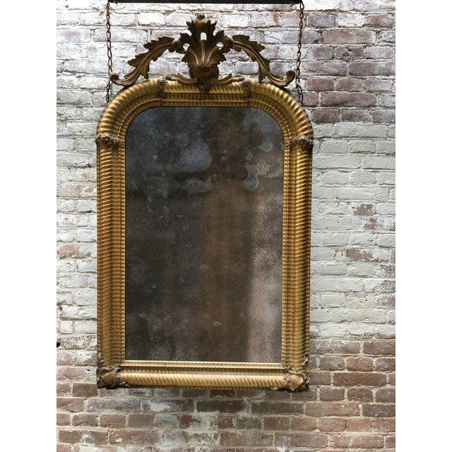 Stunning Early 19th Century Mirror For Sale - Image 10 of 10