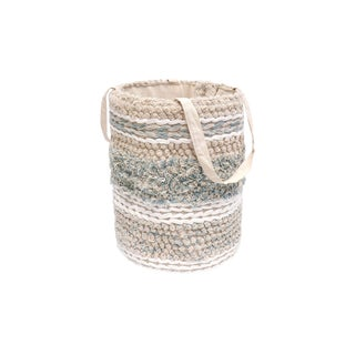 Pasargad Grand Canyon Collection Cotton Basket For Sale