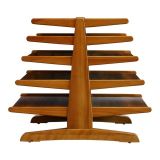 Mid-Century Modern Edward Wormley for Dunbar Magazine Tree For Sale