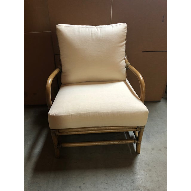 Contemporary Selamat Designs Tan Ava Lounge Chairs - A Pair For Sale - Image 11 of 13