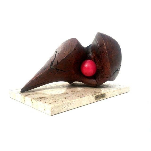 Modernist Sculpture by Mary Gardner Preminger For Sale - Image 10 of 10