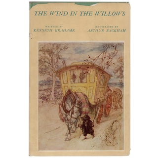 The Wind in the Willows, illus Rackham