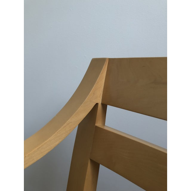 Textile Vintage Bernhardt Bentwood Chairs - A Pair For Sale - Image 7 of 11