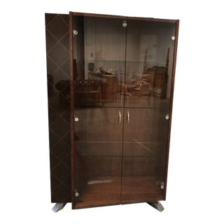 Modiano Display Cabinet by Alf Italia For Sale
