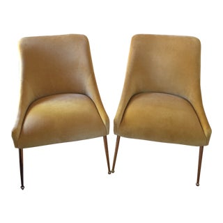 Anthropologie Elowen Chair - a Pair For Sale