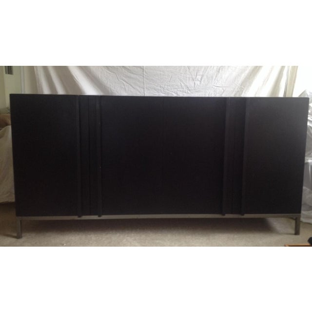 Hand Made Modern Credenza From Shelter LA - Image 2 of 7