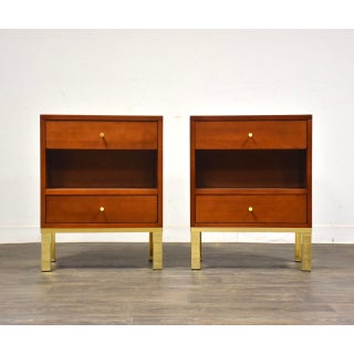 Paul McCobb Style Nightstands - a Pair Preview