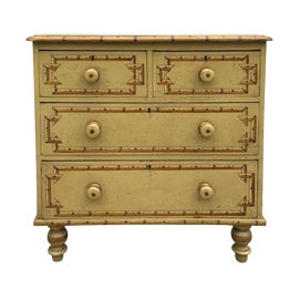Image of Light Yellow Dressers and Chests of Drawers