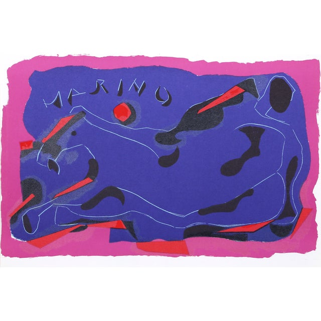 Galloping Horse (Homage a Marino) by Marino Marini For Sale