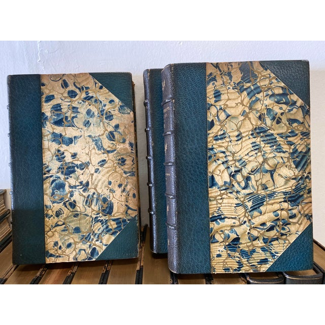 English 1930s Vintage Set of Books - Set of 22 For Sale - Image 3 of 9