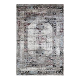Troy Distressed Persian Rug 5'3''x 7'7''