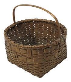 Image of Burnt Umber Baskets