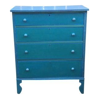 Americana Vintage High Boy Dresser