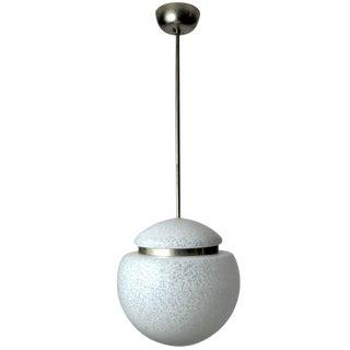 Studio Venini Globe Pendant, Murano, Italy, 1960s For Sale